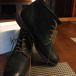 NWT Josef Seibel Ankle Boots